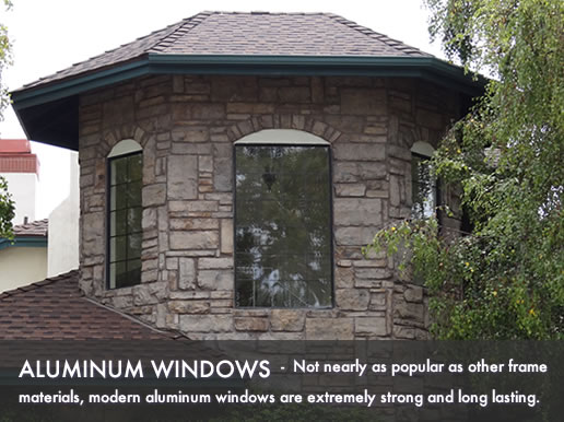 aluminum window pictures