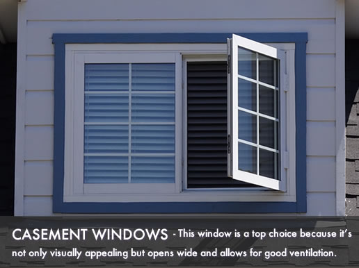 Casement Window Replacement Casement Windows Cost