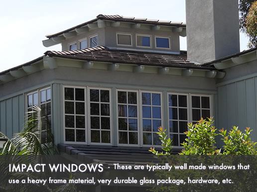 impact window pictures